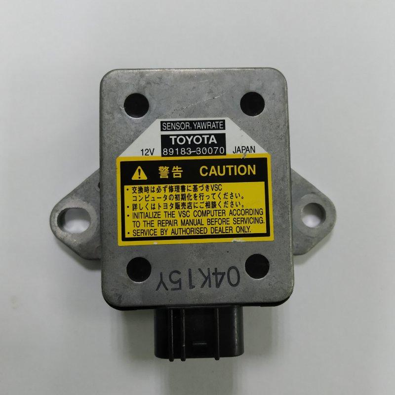 Датчик курсовой устойчивости Toyota Crown GRS183 3GR-FSE 2004.12 (б/у)