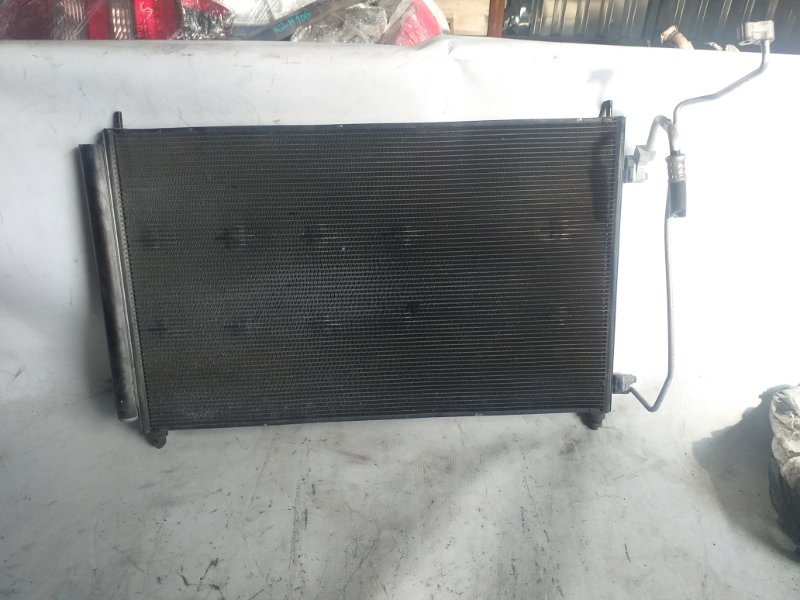 Радиатор кондиционера Mazda Mpv LY3P (б/у)