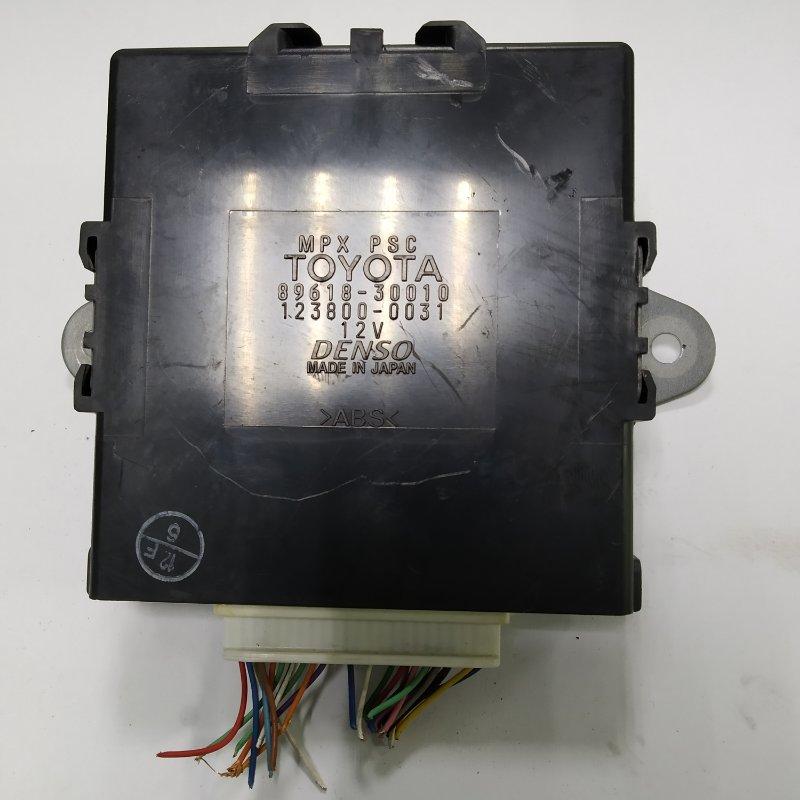 Блок управления замками Toyota Crown GRS183 3GR-FSE 2004.12 (б/у)