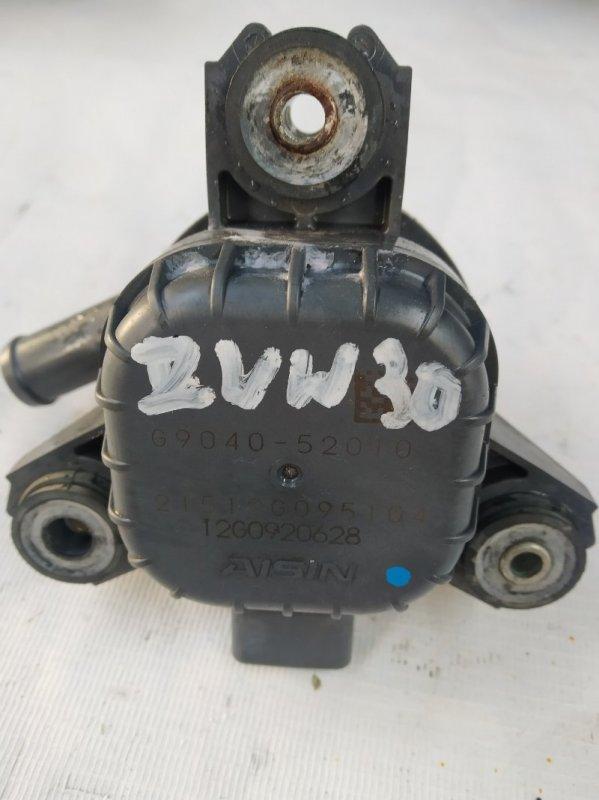 Помпа инвертора Toyota Prius ZVW30 2ZR-FXE 2012.07 (б/у)