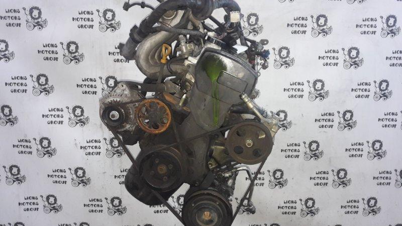 Двигатель Toyota Tercel EL53 5E-1111668 1994 (б/у)