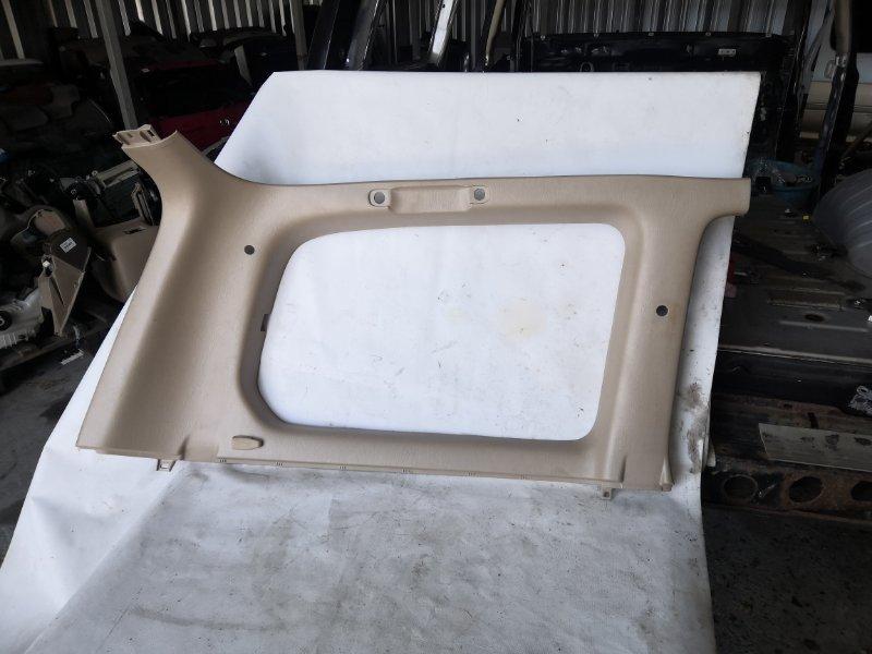 Обшивка багажника Toyota Land Cruiser UZJ100 2UZ-FE 2000.11 задняя левая (б/у)