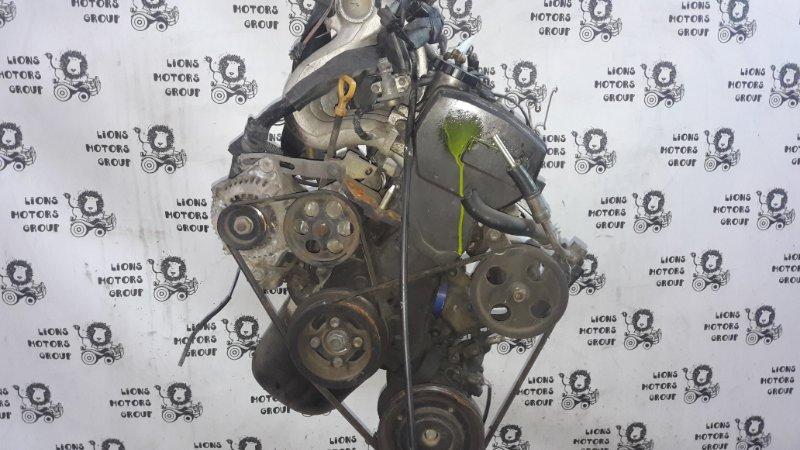 Двигатель Toyota Tercel EL53 5E-1186907 1994 (б/у)