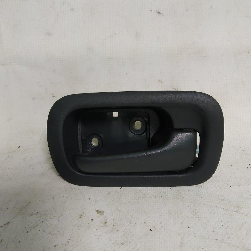 Ручка двери внутренняя Honda Crv RD5 K20A задняя правая (б/у)