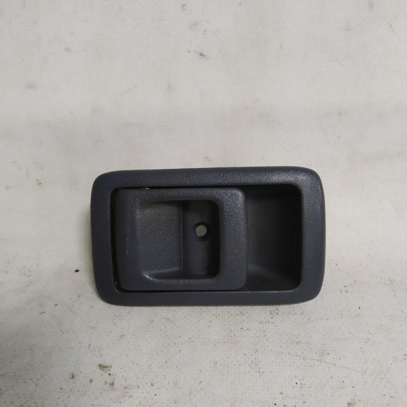Ручка двери внутренняя Toyota Rav4 SXA10 3S-FE задняя левая (б/у)