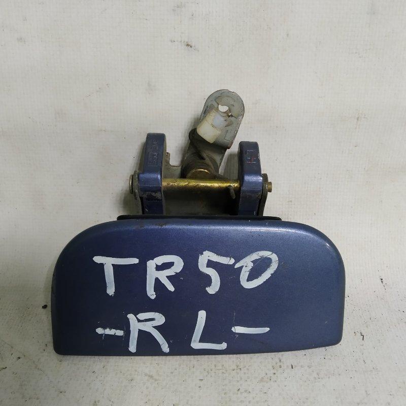 Ручка двери Nissan Terrano Regulus TR50 ZD30DDTI задняя левая (б/у)
