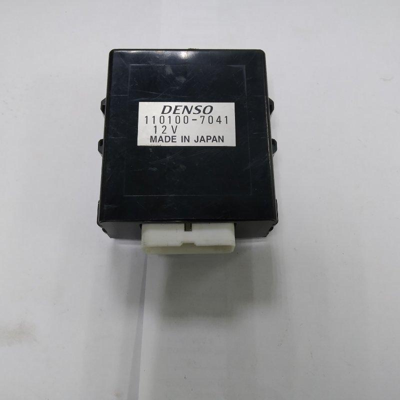 Блок управления замками Toyota Land Cruiser UZJ100 2UZ-FE 2000.11 (б/у)