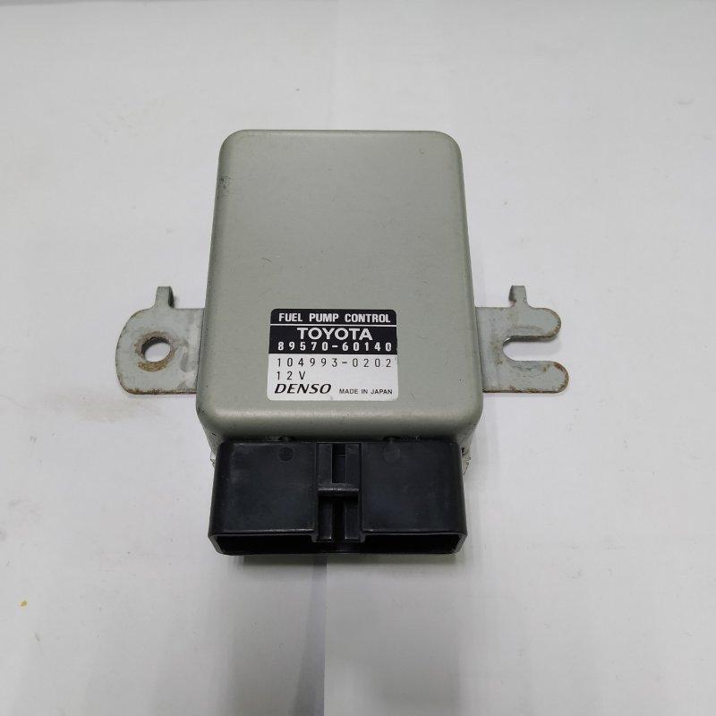 Блок управления топливным насосом Toyota Land Cruiser UZJ100 2UZ-FE 2000.11 (б/у)
