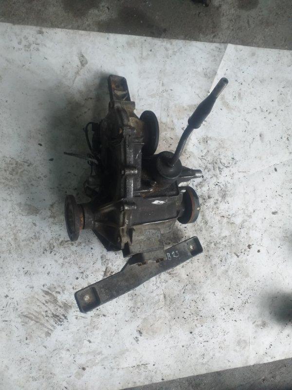 Раздатка Suzuki Jimny JB23 K6A-T передняя (б/у)