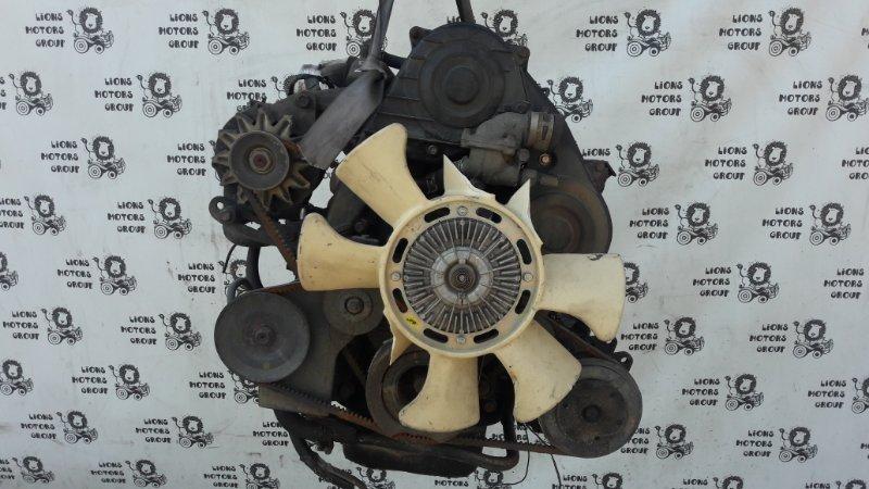 Двигатель MAZDA BONGO  SK22 R2 (б/у)