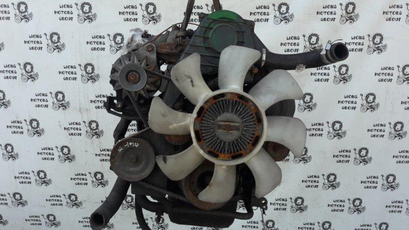 Двигатель Mazda Bongo SK22 R2-666599 (б/у)