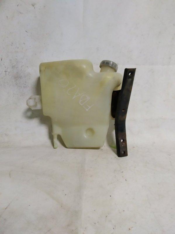 Бачок радиатора Mitsubishi Fuso FDA20 4P10F (б/у)