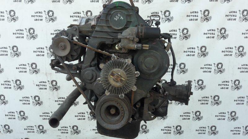 ДвигательMAZDA BONGO SK22 R2 (б/у)