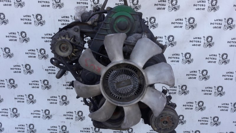 Двигатель Mazda Bongo SK22 R2-882276L (б/у)