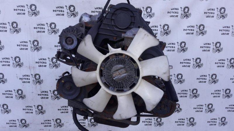 Двигатель Mazda Bongo SK22 R2-T2801494L 1997 (б/у)
