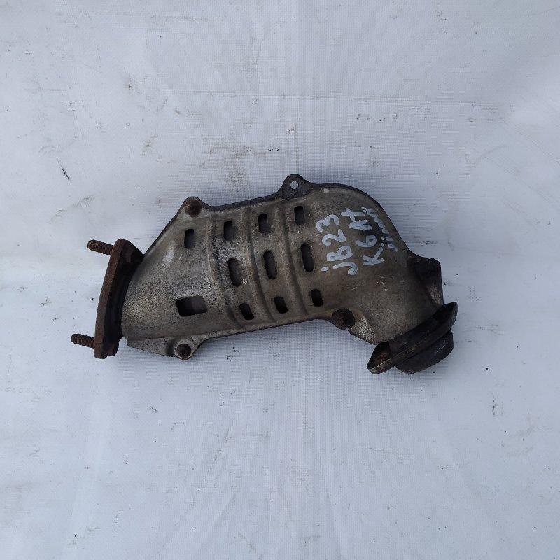 Катализатор Suzuki Jimny JB23W K6AT (б/у)
