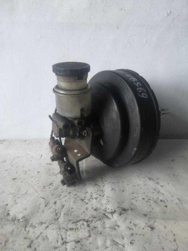 Главный тормозной цилиндр Isuzu Bighorn UBS69 4JG2 (б/у)