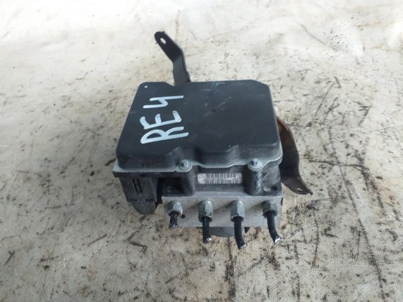Блок abs Honda Crv RE4 K24A (б/у)