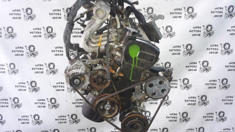 Двигатель Toyota Tercel EL53 5E-0750513 1995 (б/у)