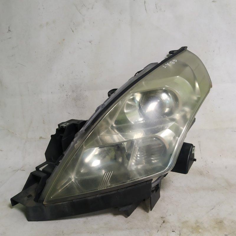 Фара Mazda Mpv LY3P L3VE передняя левая (б/у)