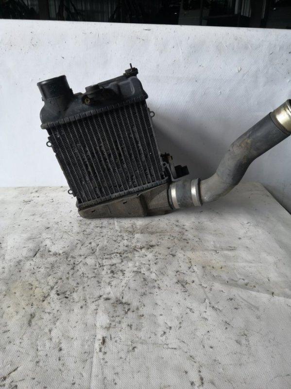 Радиатор интеркулера Toyota Mark Ii JZX110 1JZ-GTE (б/у)