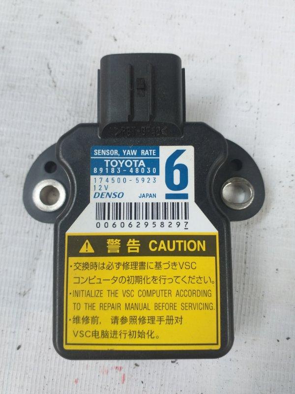 Датчик курсовой устойчивости Toyota Prius ZVW30 2ZR-FXE 2012.07 (б/у)