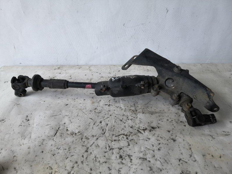 Рулевой редуктор Toyota Hiace KZH106 1KZ-TE передний (б/у)