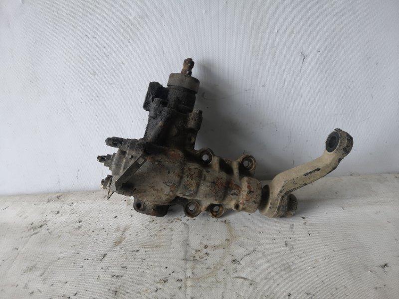 Рулевой редуктор Isuzu Bighorn UBS69 4JG2 передний (б/у)