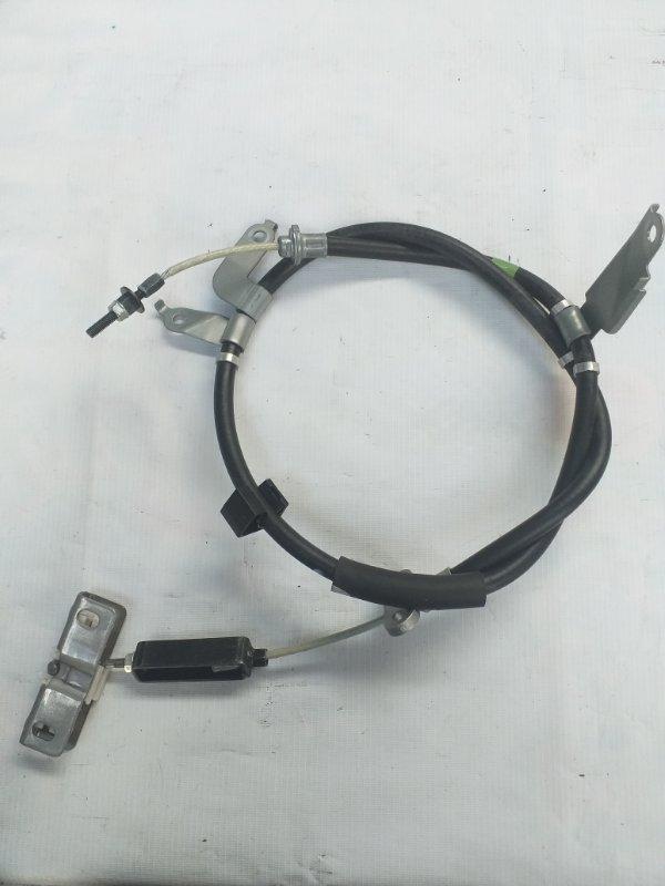 Тросик ручника Toyota Prius ZVW30 2ZR-FXE 2012.07 (б/у)