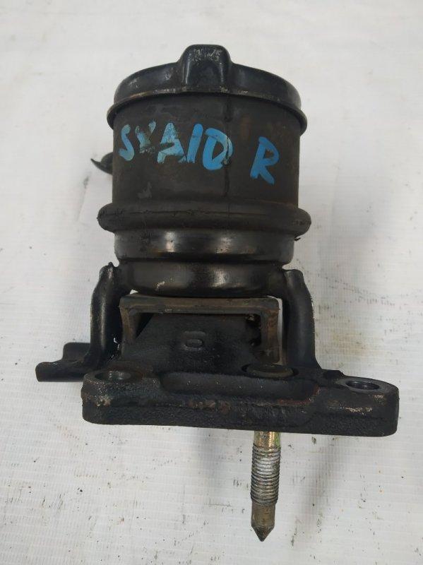Подушка двигателя Toyota Rav4 SXA10 3S-FE правая (б/у)