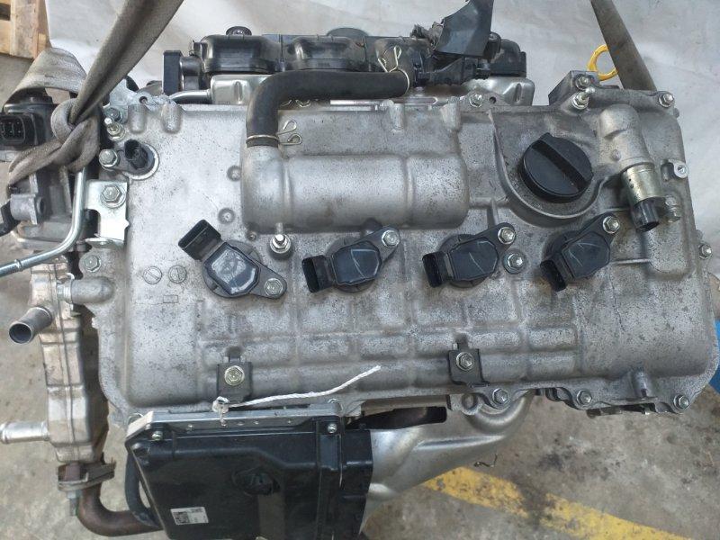 Двигатель Toyota Prius ZVW30 2ZR-FXE 2012.07 (б/у)