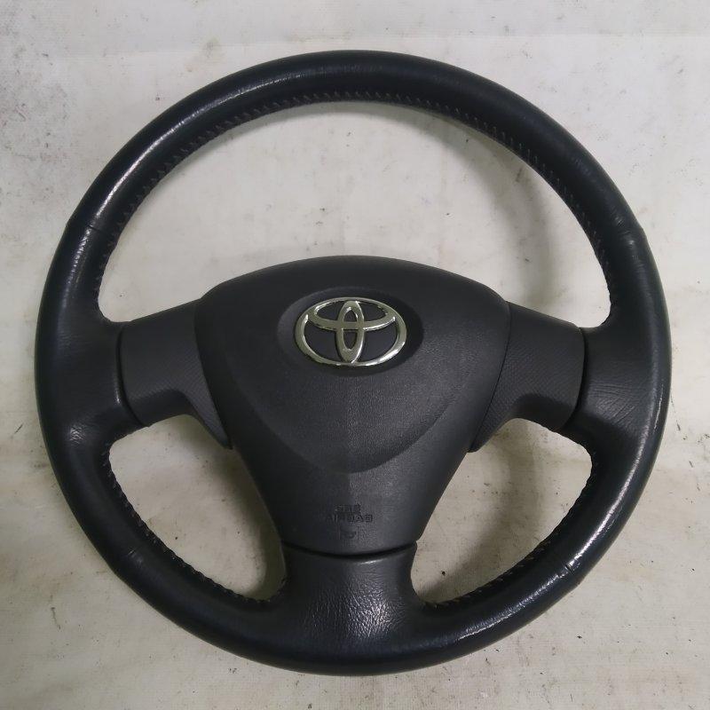 Руль Toyota Ractis NCP105 1NZ-FE 2006.11 (б/у)