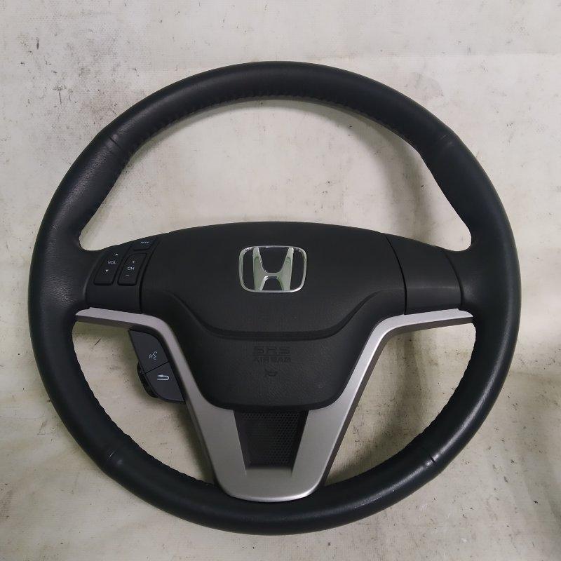Руль Honda Crv RE4 K24A 2006 (б/у)