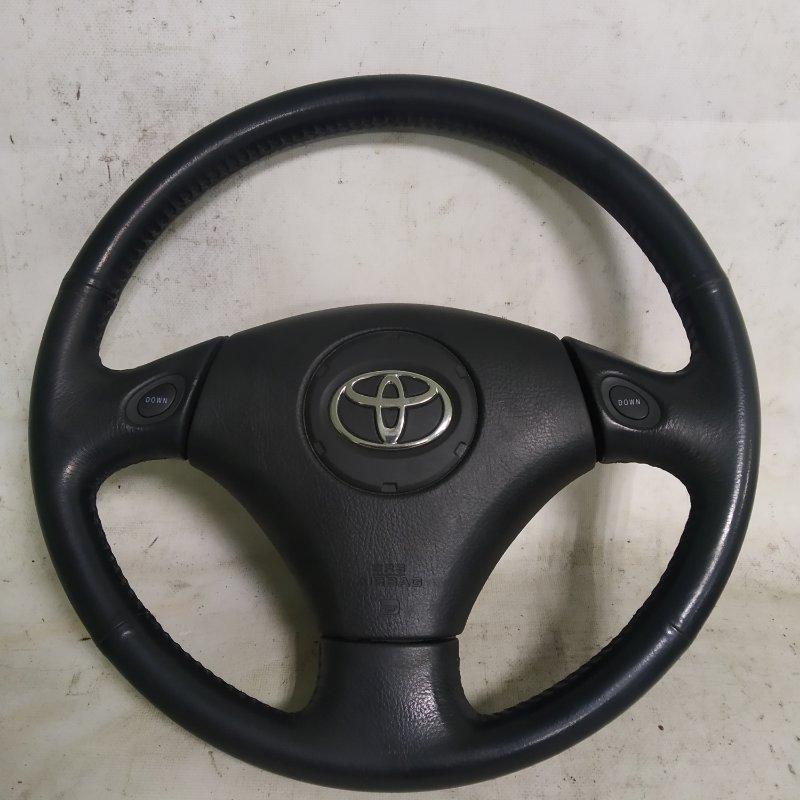 Руль Toyota Kluger ACU25 2AZ-FE (б/у)