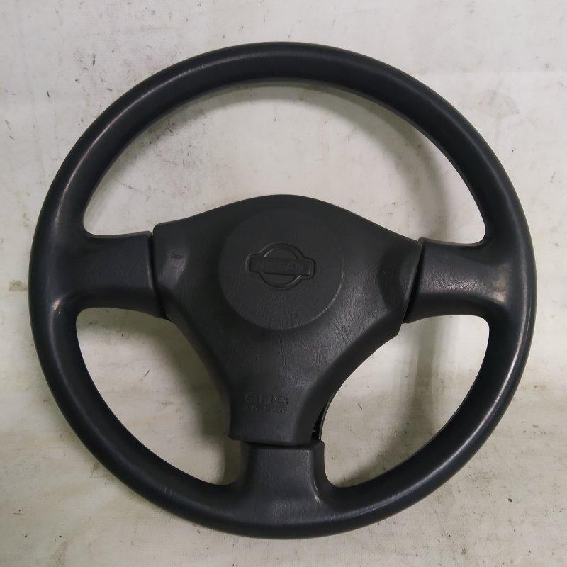 Руль Nissan Terrano Regulus TR50 ZD30DDTI (б/у)