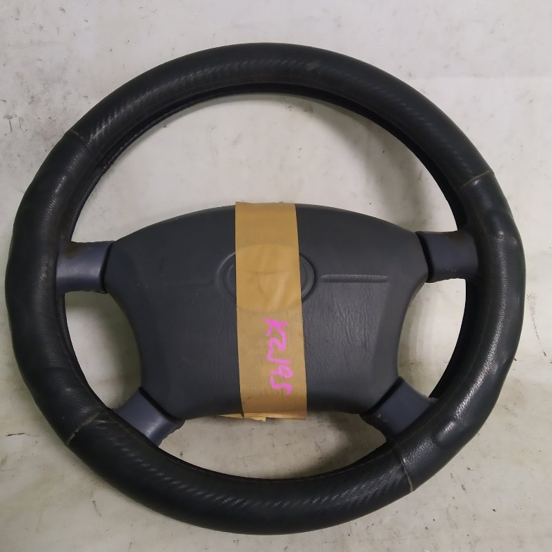Руль Toyota Land Cruiser Prado KZJ95 1KZ-TE (б/у)