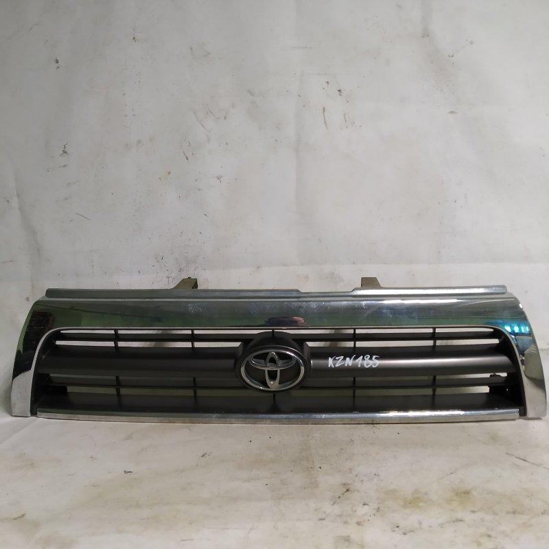 Решетка радиатора Toyota Hilux Surf KZN185 1KZ-TE 1996.11 (б/у)