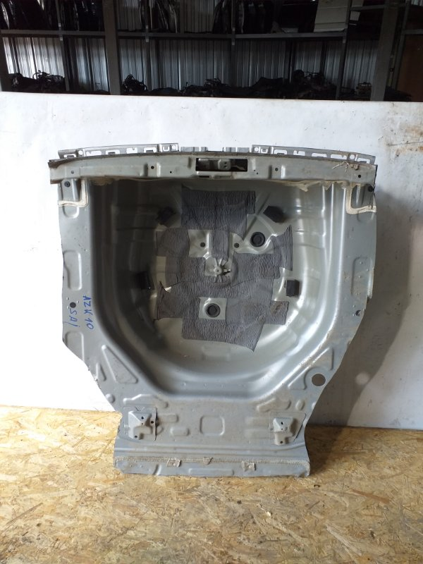 Тазик железный Toyota Sai AZK10 2AZ-FXE 2011.07 задний (б/у)