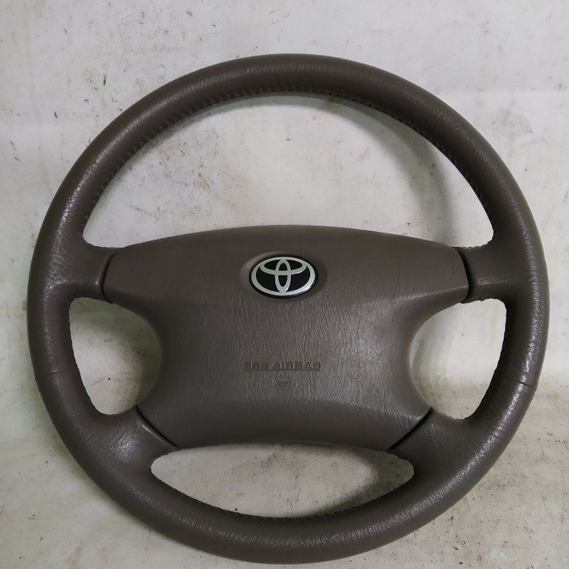 Руль Toyota Vista SV55 3S-FE 2001.05 (б/у)