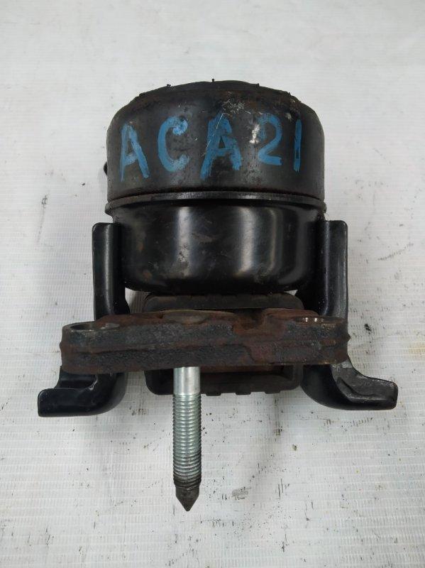 Подушка двигателя Toyota Rav4 ACA21 правая (б/у)