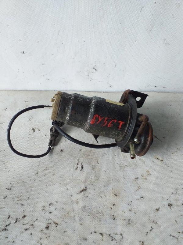 Насос ручной подкачки Mazda Titan SY56T WL (б/у)