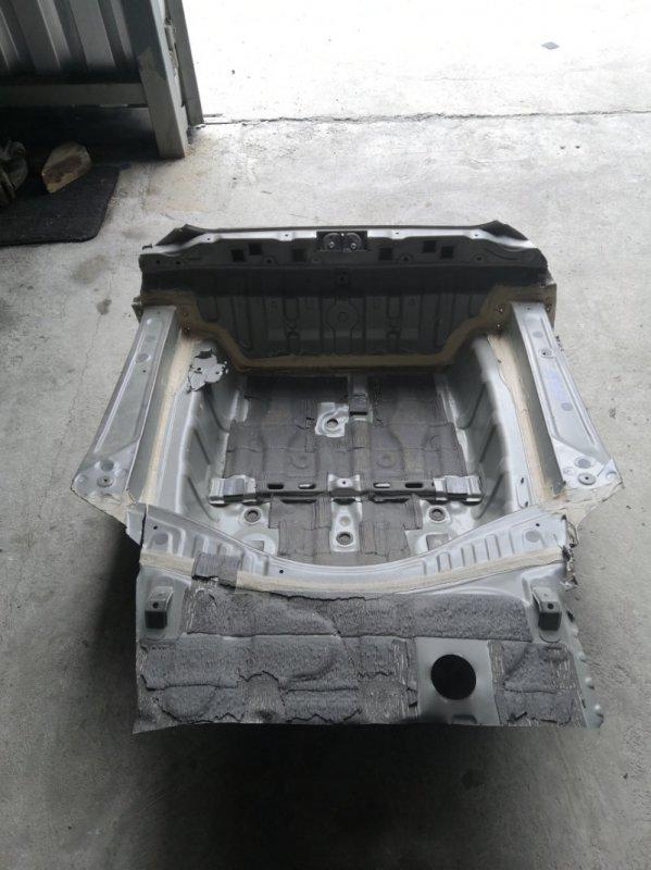Тазик железный Toyota Crown Majesta UZS207 3UZ-FE 2009.03 (б/у)