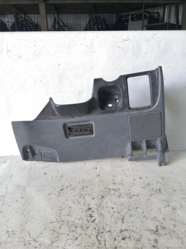 Консоль рулевой колонки Toyota Land Cruiser HDJ81 1HD 1992 передний (б/у)