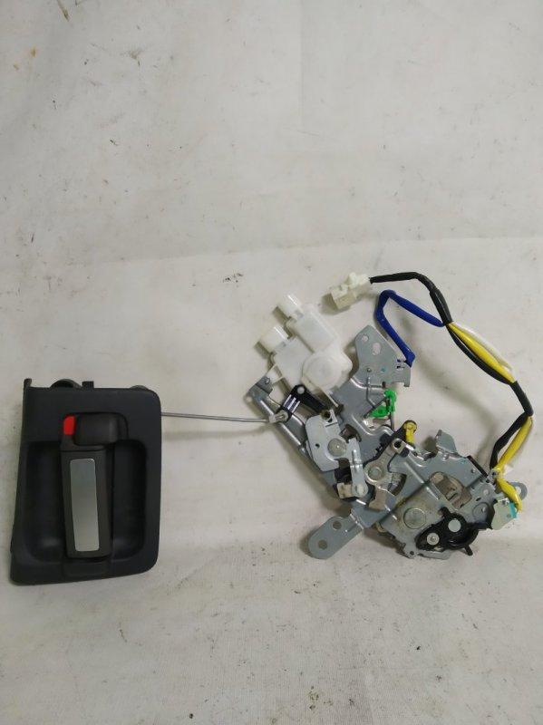 Ручка двери внутренняя Mazda Mpv LY3P L3VE задняя правая (б/у)