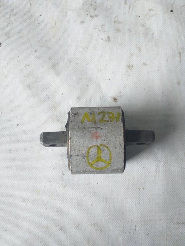 Подушка кпп Mercedes-Benz C-Class W203 M271 2003 задняя (б/у)