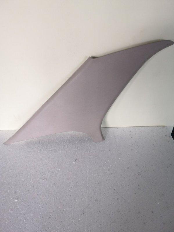 Пластик салона Toyota Vista SV55 задний левый (б/у)