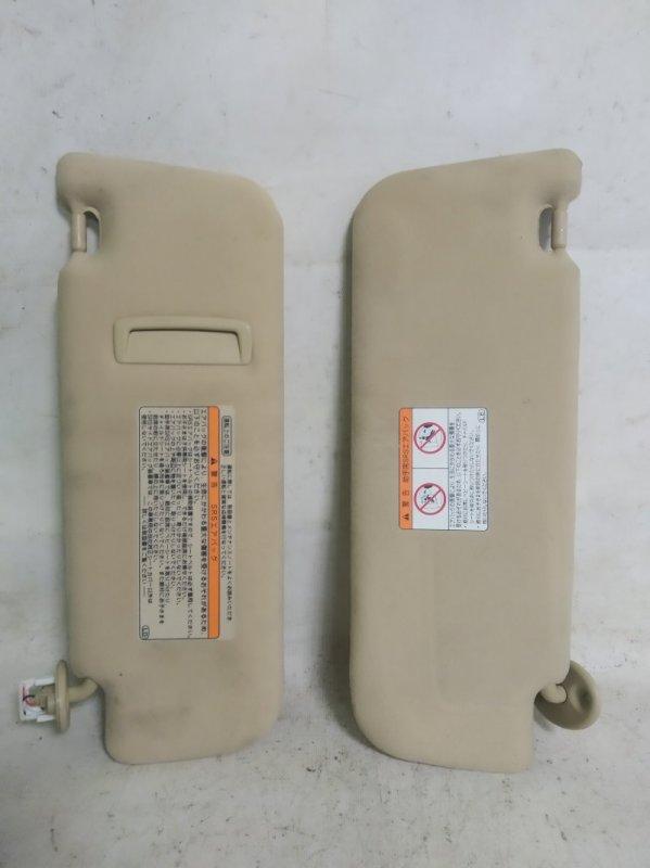 Козырек от солнца Toyota Crown GRS183 3GR-FSE 2004.12 (б/у)