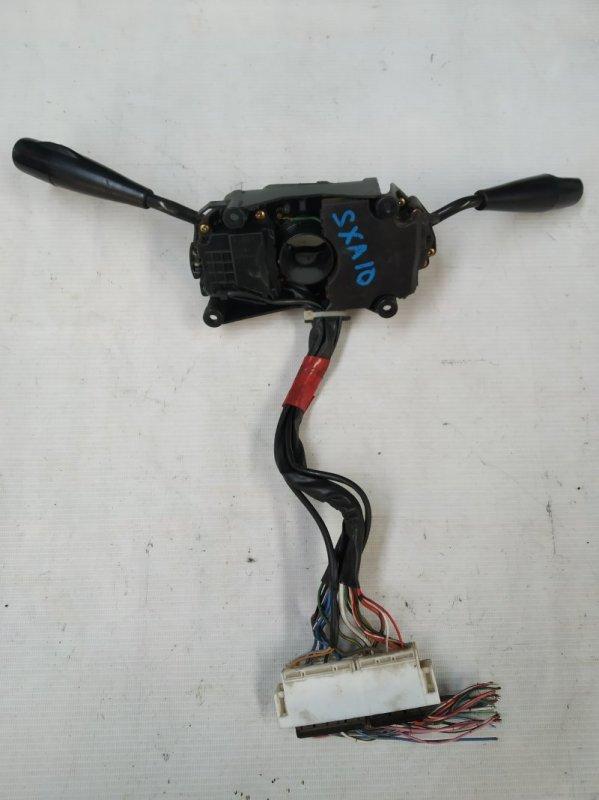 Блок подрулевых переключателей Toyota Rav4 SXA10 (б/у)