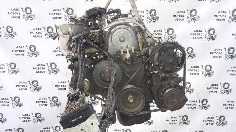 Двигатель Mitsubishi Lancer CS3A 4G18-J027366 2002 (б/у)