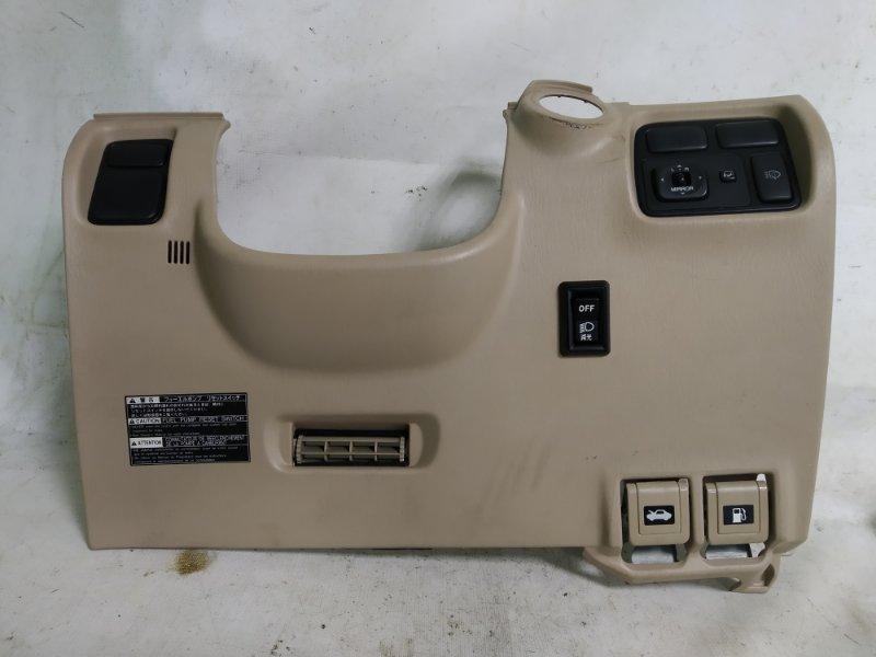 Пластик под руль Toyota Land Cruiser UZJ100 2UZ-FE 2000.11 (б/у)
